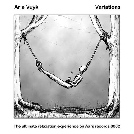 CD-cover Variations, Arie Vuyk